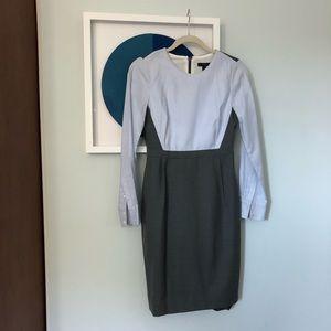 J. Crew Clara work suit dress